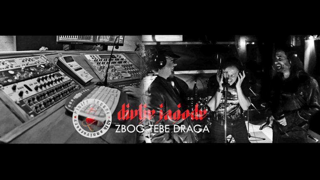 Premijera novog singla. Divlje Jagode predstavljaju treći singl sa novog studijskog albuma Zbog tebe draga